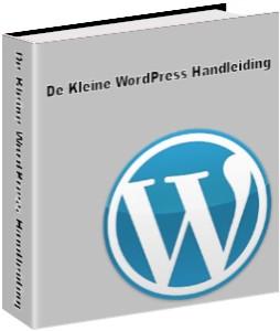 De Kleine WordPress Handleiding in PDF formaat