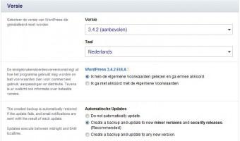WordPress 3.1 en Hoe je de Admin balk kunt Uitschakelen